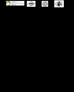 """Richterblatt """"IFH1/IFH2/IGP-FH/IFH-V"""""""