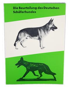 Beurteilung des Deutschen Schäferhundes