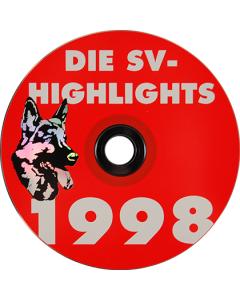 """CD """"Highlights"""" 1998"""