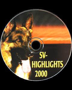 """CD """"Highlights"""" 2000"""