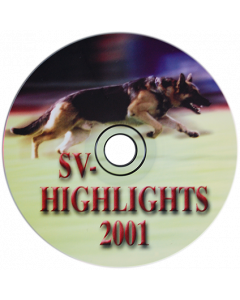 "CD ""Highlights"" 2001"
