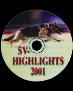 """CD """"Highlights"""" 2001"""