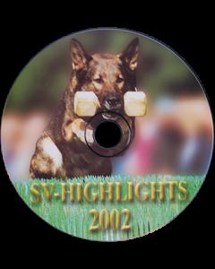 """CD """"Highlights"""" 2002"""