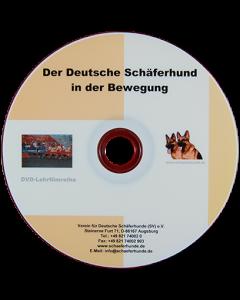 """DVD """"Der Deutsche Schäferhund in der Bewegung"""""""