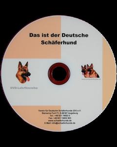 """DVD """"Das ist der Deutsche Schäferhund"""""""