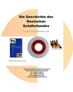 """DVD """"Die Geschichte des Deutschen Schäferhundes"""""""