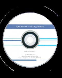 """DVD """"Apportieren – leicht gemacht mit Karl Heinz Knies"""""""