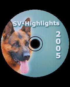 """CD """"Highlights"""" 2005"""