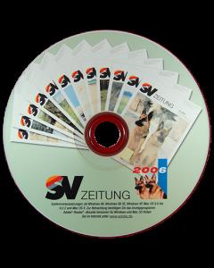"CD ""SV-Zeitung"" 2006"