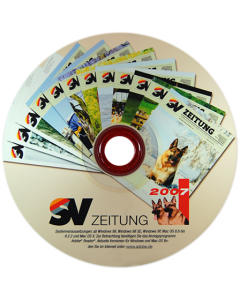 "CD ""SV-Zeitung"" 2007"