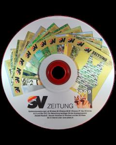 "CD ""SV-Zeitung"" 2009"