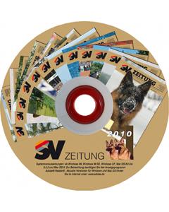 "CD ""SV-Zeitung"" 2010"