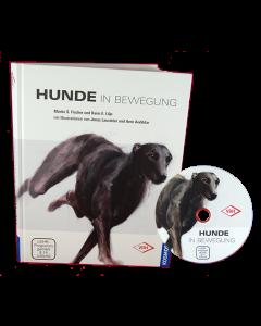 "Buch ""Hunde in Bewegung"" inkl. DVD"
