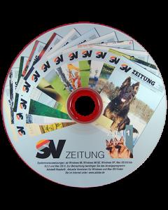 "CD ""SV-Zeitung"" 2011"