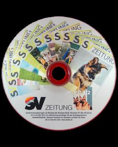 "CD ""SV-Zeitung"" 2012"