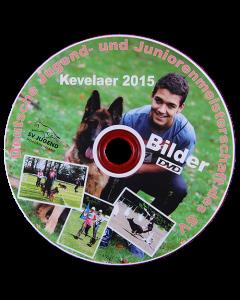 """Bilder-DVD """"Deutsche Jugend- und Juniorenmeisterschaft"""" 2015"""