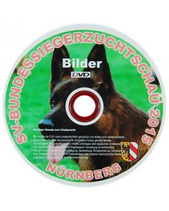 """Bilder-DVD """"Bundessiegerzuchtschau"""" 2015"""