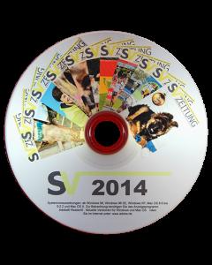 "CD ""SV-Zeitung"" 2014"