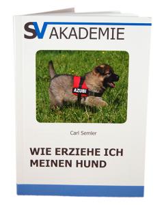 """Broschüre """"Wie erziehe ich meinen Hund"""""""