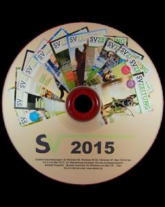"CD ""SV-Zeitung"" 2015"