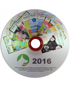 "CD ""SV-Zeitung"" 2016"