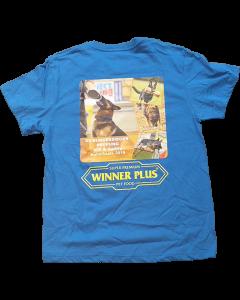 """T-Shirt mit Logodruck """"Bundessiegerprüfung"""""""
